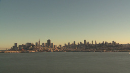 HD2009-11-1-36 San fran cityscape Stock Video Footage