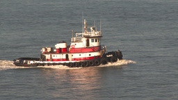 HD2009-11-2-9 tugboat Footage