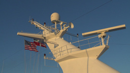 HD2009-11-2-23 ship mast Stock Video Footage