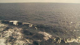 HD2009-11-5-10 ships wake Stock Video Footage