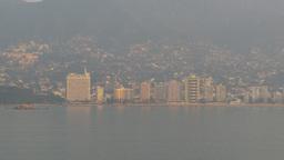 HD2009-11-5-16 Aculpoco skyline Stock Video Footage