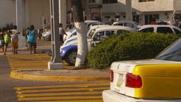 HD2009-11-7-7 Aculpoco traffic Stock Video Footage