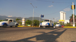 HD2009-11-7-9 Aculpoco traffic Stock Video Footage