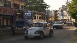 HD2009-11-7-13 Aculpoco traffic Stock Video Footage