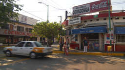 HD2009-11-7-15 Aculpoco neighborhood Stock Video Footage