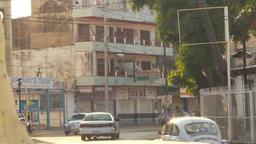 HD2009-11-7-23 Aculpoco neighborhood Stock Video Footage
