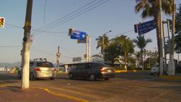HD2009-11-7-25 Aculpoco traffic Stock Video Footage