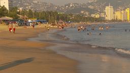 HD2009-11-7-27 Aculpoco bay beach Footage