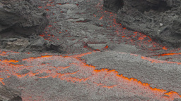HD2009-11-8-26 guatemala lava Stock Video Footage
