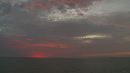 HD2009-11-8-41 sunset Stock Video Footage