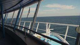 HD2009-11-9-20 bridge of ship Stock Video Footage