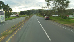 HD2009-11-10-1 Pan American highway Stock Video Footage