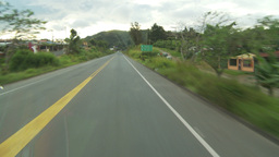 HD2009-11-10-1 Pan American highway Stock Video Footage
