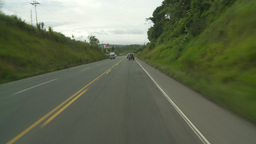 HD2009-11-10-3 Pan American highway Stock Video Footage