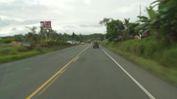 HD2009-11-10-3 Pan American highway Stock Video Footage