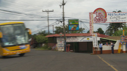 HD2009-11-11-15 Costa rican town Stock Video Footage