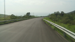 HD2009-11-13-1 Pan Amer highway Ecuador Stock Video Footage