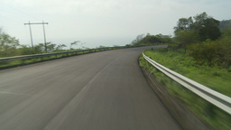 HD2009-11-13-1 Pan Amer highway Ecuador Footage