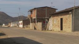 HD2009-11-13-5 small village Ecuador Stock Video Footage
