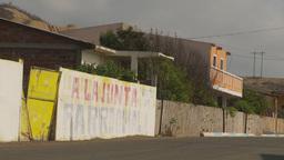 HD2009-11-13-7 small village Ecuador Stock Video Footage