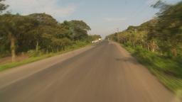 HD2009-11-13-15 Pan Amer highway Ecuador Stock Video Footage