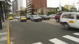 HD2009-11-15-10 traffic Stock Video Footage