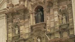 HD2009-11-15-58b archbishops palace Stock Video Footage