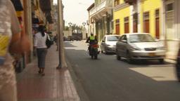 HD2009-11-16-9 police motorbike Stock Video Footage