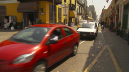 HD2009-11-16-13 traffic Lima Footage