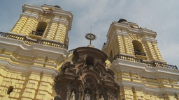 HD2009-11-16-21 San fran cathedral Stock Video Footage