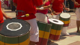 HD2009-11-18-12 drummers drumming Footage