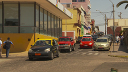 HD2009-11-18-24 Arica streetlife traffic Footage