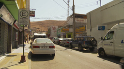 HD2009-11-18-30 Arica streetlife traffic Stock Video Footage