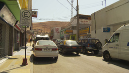 HD2009-11-18-30 Arica streetlife traffic Footage