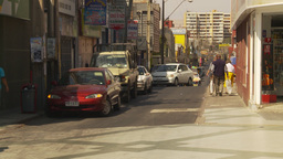 HD2009-11-18-32 Arica streetlife Stock Video Footage