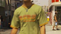 HD2009-11-18-32 Arica streetlife Stock Video Footage
