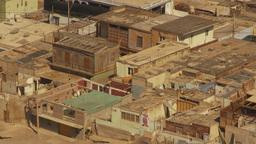 HD2009-11-18-50 Arica aerial slum Footage