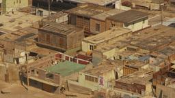 HD2009-11-18-50 Arica aerial slum Stock Video Footage