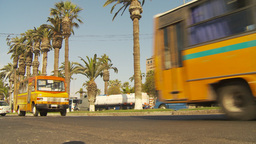 HD2009-11-18-62 Arica traffic Stock Video Footage