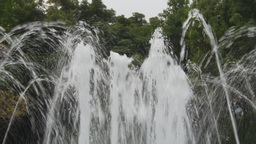 HD2009-11-24-2 water fountain Stock Video Footage