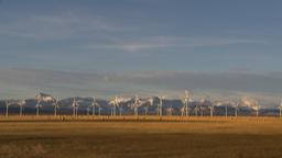 HD2009-10-6-21 wind turbines tilt Footage