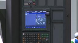HD2009-8-16-2 computer wall unit Footage
