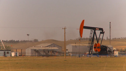 HD2009-9-31-27 pumpjack Footage