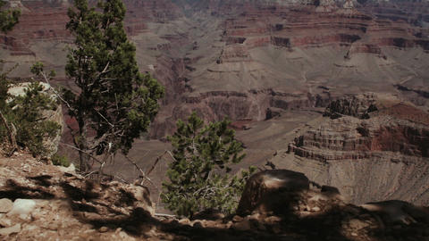 FullHD Shot Of The Grand Canyon stock footage