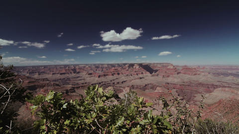 FullHD shot of the Grand Canyon Footage