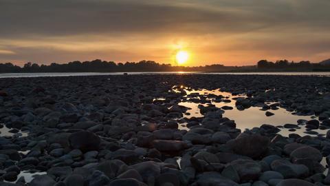 Sunset 2 Footage