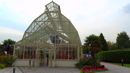 National Botanic Gardens Dublin stock footage