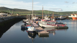 Stock Footage of Dingle in Ireland Footage