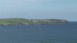 A View of the Irish Coast Footage