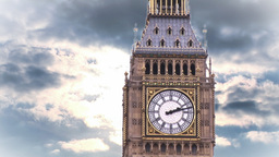 Big Ben Composite Footage